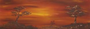 24 x 72 Acrylic on Canvas