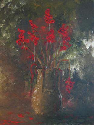 16 x 20 Acrylic on Canvas