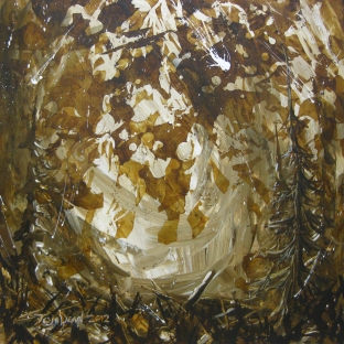 12 x 12 Acrylic on Panel
