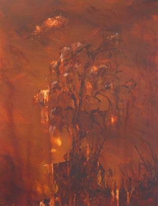 11 x 14 Acrylic on Canvas