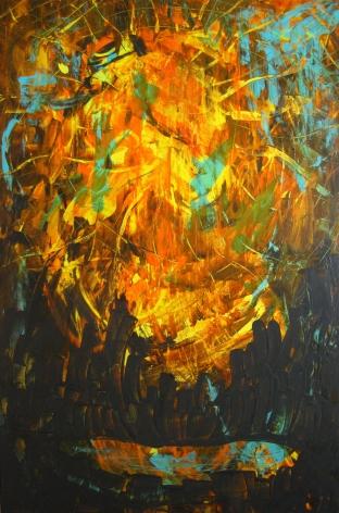 24 x 36 Acrylic on Canvas