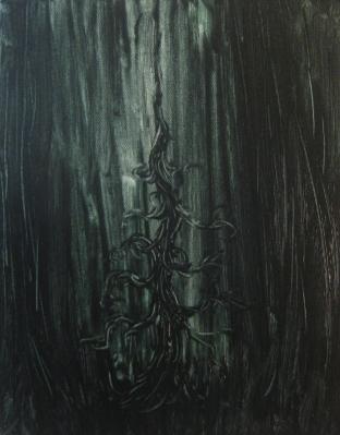 11 x 14 Oil on Canvas