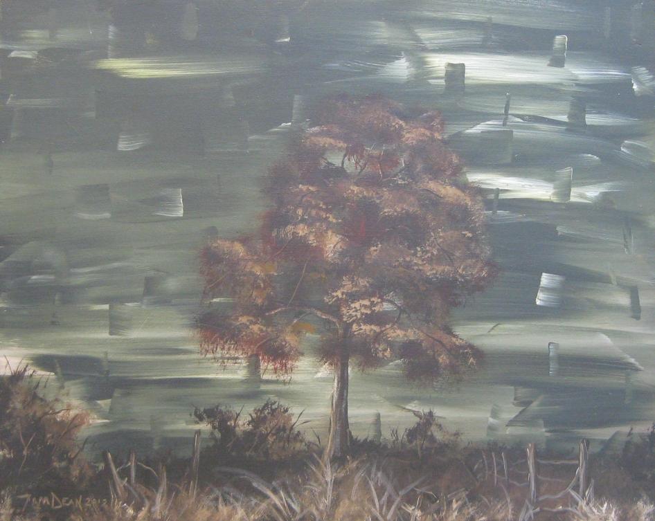 16 x 20 Acrylic on Panel